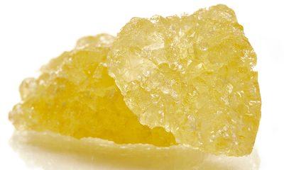 THC-A Crystalline