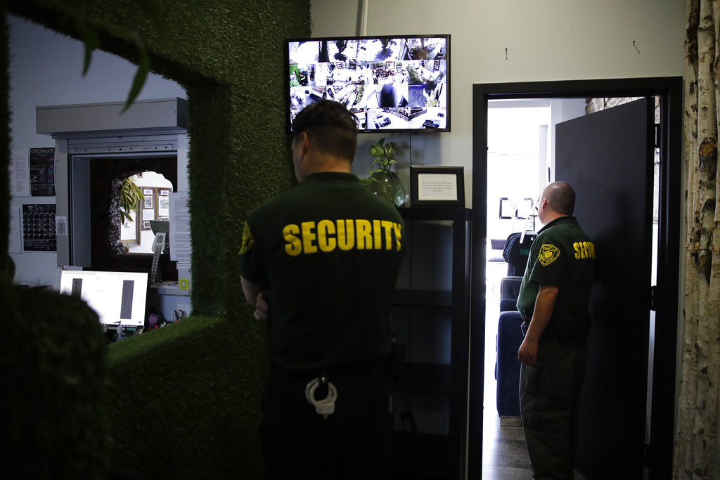 MD makes cannabis security costs for better security
