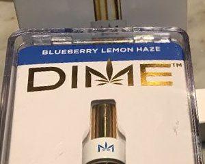 Blueberry Lemon Haze Cart