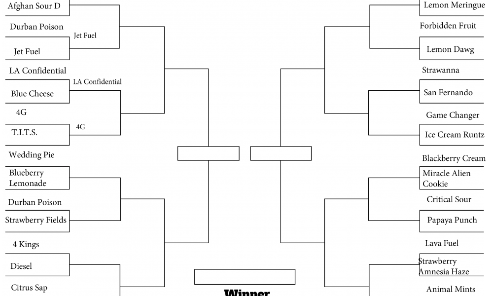 12 March to Madness Tournament 1_12